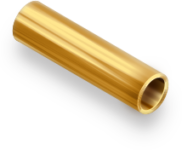 Латунная труба