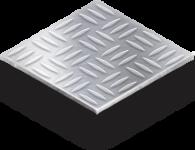 Рифленый лист